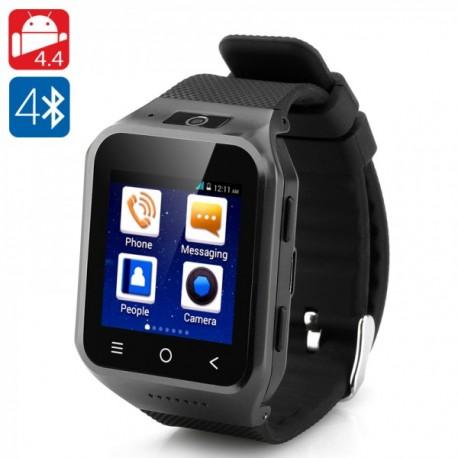 3f5f43a89 Reloj Celular S8 Android 4.4 Negro / GPS / Ranura Tarjeta SIM / Memoria 8GB  /